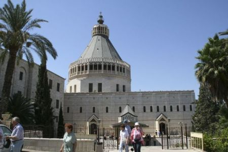 The Basilica of the Annunciation