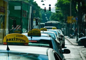 Taxi-Israel