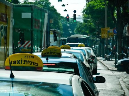Taxi in Israel accept credit cards | SmartTrip