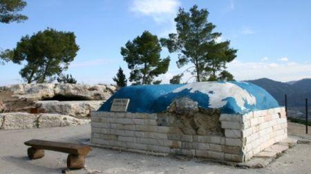 Samson's_Tomb