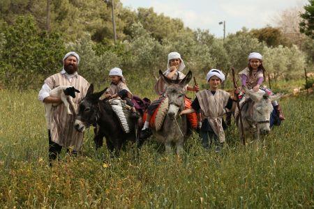 Talmudic_village_Kfar_Kedem