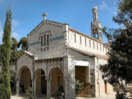 Church_of_our_Lady_of_the_Arc_of_Covenant_in_Abu_Gosh